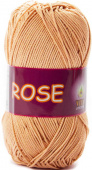 Пряжа Вита cotton ROSE 4253 крем-брюле